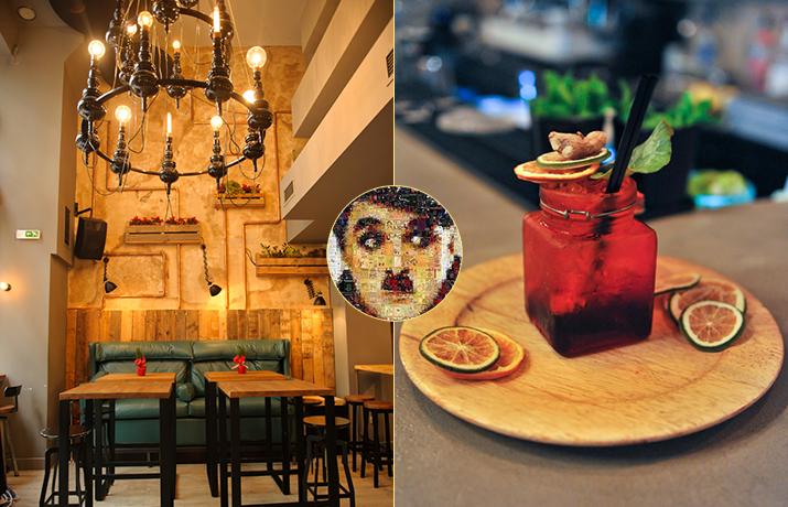 Προσφορά HappyDeals  - 7€ από 18€ για 2 Υγιεινά Cocktails με Superfoods, στο πρωτοποριακό ''Chaplin Coffee & Cocktail Bar'' στην πλατεία Αγίας Ειρήνης - έκπτωση 61%! Απο...