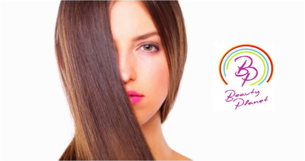 Προσφορά HappyDeals  - 7€ από 20€ για Χτένισμα, Λούσιμο & Θεραπεία Αναδόμησης με κερατίνη και μετάξι, στο χώρο ομορφιάς & ευεξίας του ''Beauty Planet'' στην Αργυρούπ...