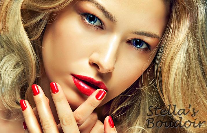 9€ από 30€ για Tεχνητά Nύχια με Aκρυλικό & Βάψιμο με χρώμα επιλογής σας, από τα κέντρα αισθητικής ''Stella's Boudoir'' σε Ψυχικό & Γέρακα - έκπτωση 70%! εικόνα