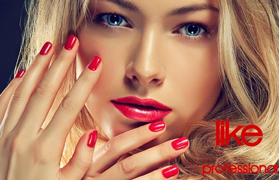 19€ από 84€ για Bαφή, Λούσιμο, Κούρεμα, Χτένισμα, Θεραπεία μαλλιών & Μόνιμο Μanicure, στο νέο πρωτοποριακό χώρο ομορφιάς ''Like Professional'' στη Δάφνη - έκπτωση 77%! εικόνα