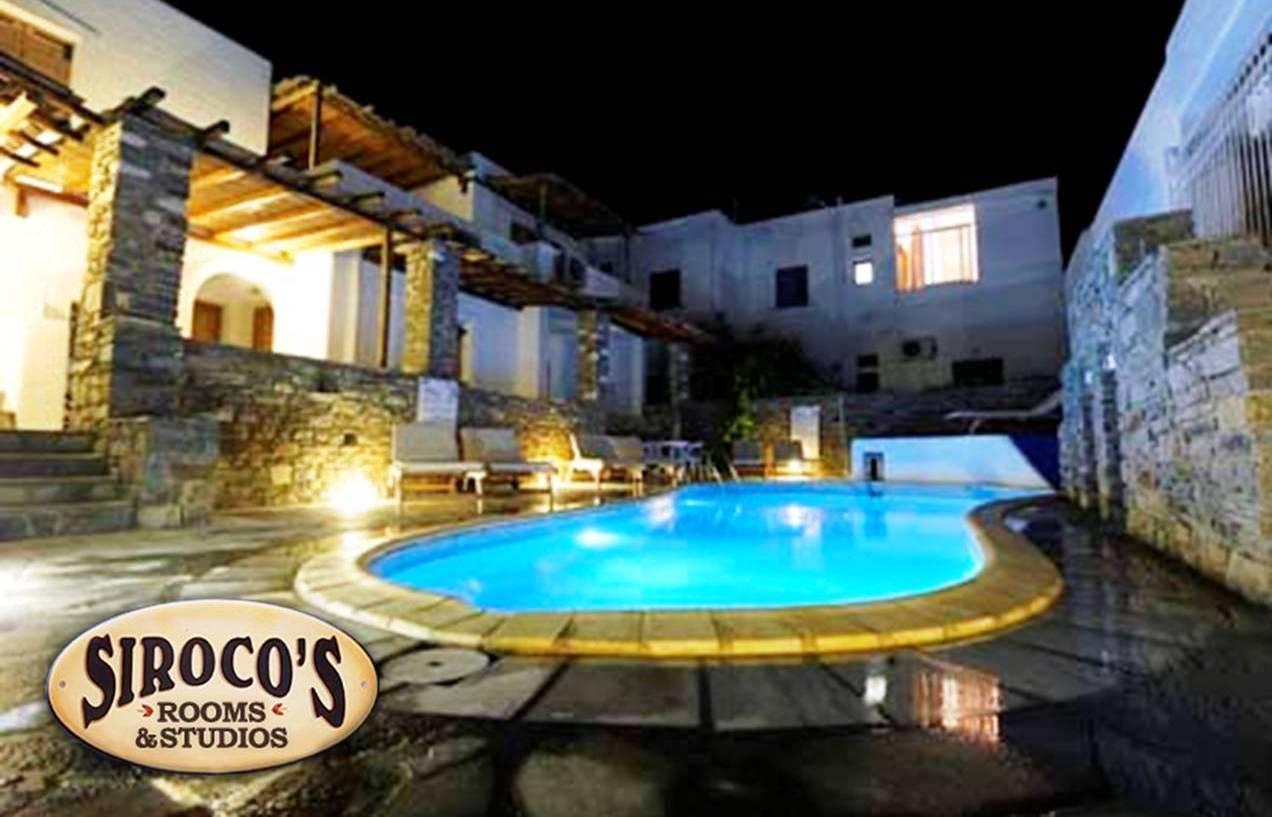 Διακοπές στην ΠΑΡΟ: 269€ από 385€ για 5ήμερη απόδραση 2 ατόμων, στο καταπληκτικό ''Siroco's Rooms and Studios'' στην Παροικιά εικόνα