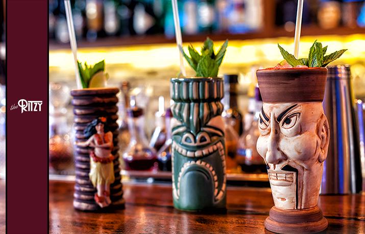 Προσφορά HappyDeals  - 8€ από 16€ για 2 Cocktails επιλογής σας, στον υπέροχο χώρο του νέου Hot Spot του Χολαργού ''The Ritzy'' - έκπτωση 50%!