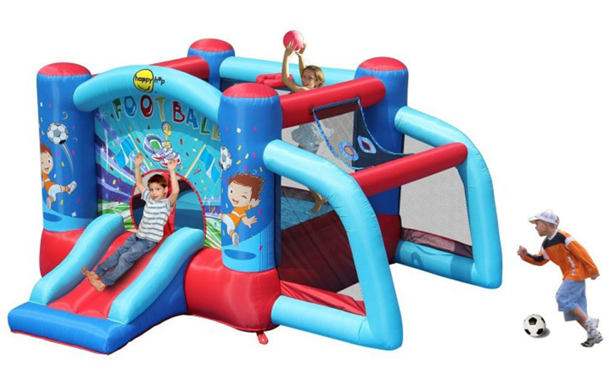 50€ από 150€ για ενοικίαση Φουσκωτού Παιχνιδιού για να Χαρίσετε στο παιδί σας μια μοναδική εμπειρία περιπέτειας & ψυχαγωγίας