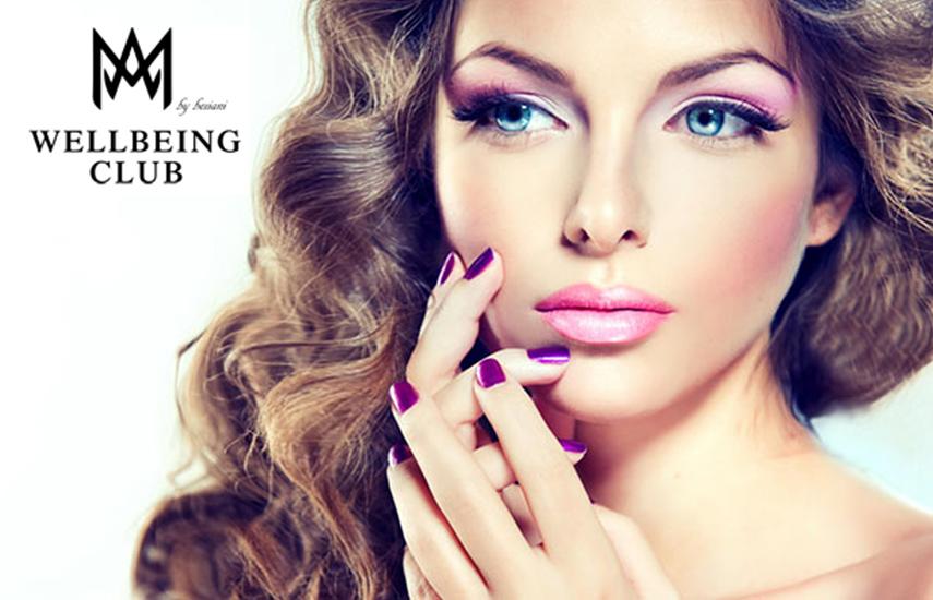 15€ απο 55€ για Χτενισμα (απλο η βραδινο), Λουσιμο & Manicure (απλο η γαλλικο) με Βαφη, στο πολυτελες »Women's Wellbeing Club» στην Γλυφαδα