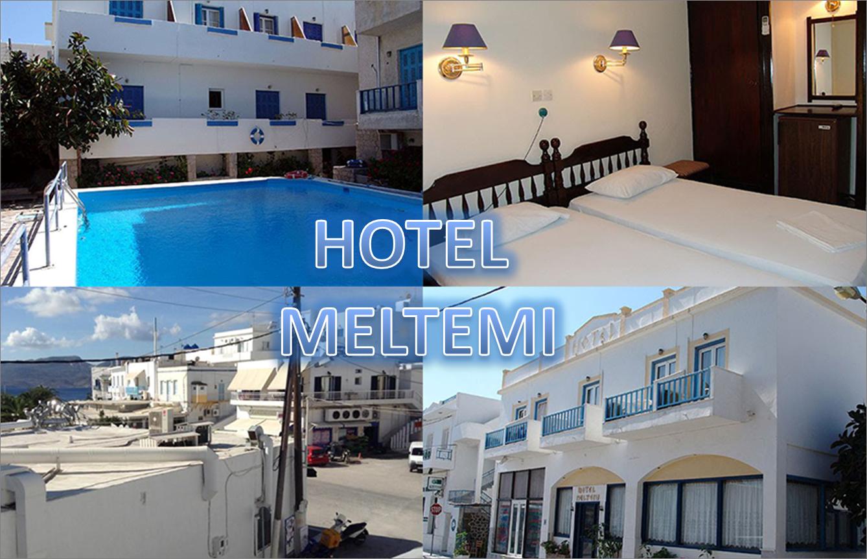 """Kαλοκαιρι στη ΜΗΛΟ: Απο 249€ για 6ημερη αποδραση 2 ατομων, με Πρωινο, στο εξαιρετικο """"Meltemi Hotel» στον Αδαμα"""