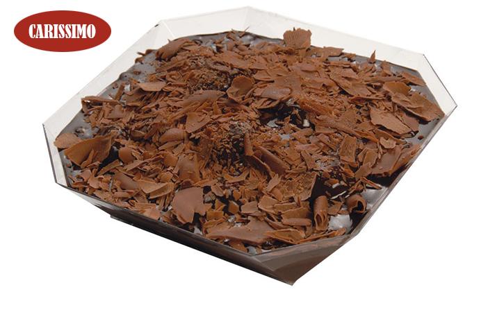 6,9€ από 12€ για το φημισμένο Οικογενειακό Προφιτερόλ, του εργαστηρίου ζαχαροπλαστικής ''Carissimo'' στον Περισσό