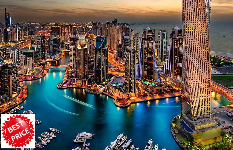 ΝΤΟΥΜΠΑΙ με Emirates στην Καλυτερη Τιμη που εγινε Ποτε! 439€ για 5ημερη αποδραση, με Αεροπορικα, Κεντρικο Ξενοδοχειο με Πρωινο, Μεταφορες & Φορους πληρωμενους