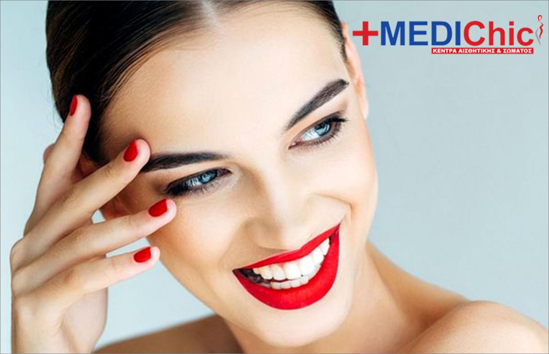 14,90€ από 60€ για Ημιμόνιμο Manicure, Pedicure (απλό ή γαλλικό), Σχηματισμό Φρυδιών & Spa Σοκολατοθεραπείας, στα ''MEDIChic'' σε Κηφισιά, Γλυφάδα & Άγ.Δημήτριο εικόνα