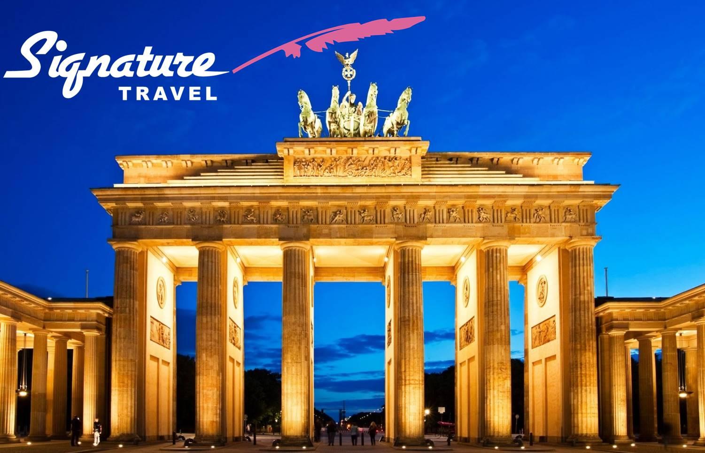 ΒΕΡΟΛΙΝΟ με την Υπογραφή του ''Signature Travel'' στην καλύτερη τιμή που έγινε ποτέ! 239€ για 4 μέρες με Αεροπορικά, Κεντρικό Ξενοδοχείο με Πρωινό & Φόρους πληρωμένους εικόνα