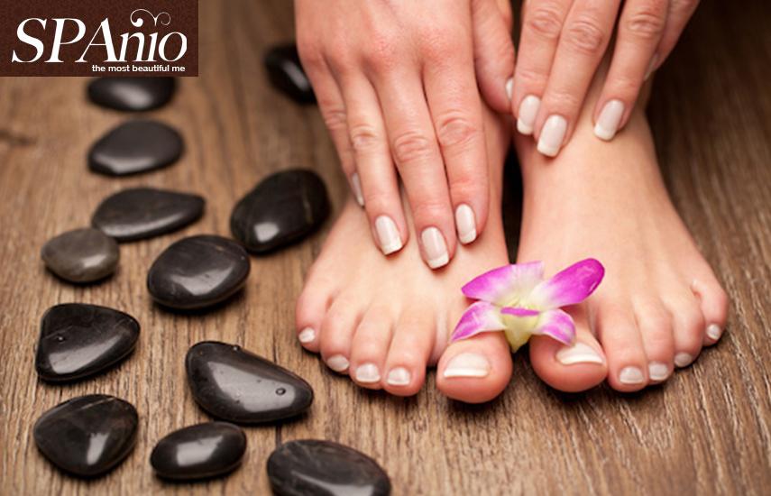 14,9€ από 35€ για Spa Manicure, Spa Pedicure και Ποδόλουτρο με Jacuzzi & Peeling Ποδιών, στο minimal κέντρο ομορφιας ''SPAnio'' στην Ν.Σμύρνη
