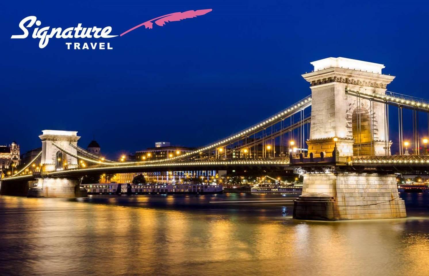 Προσφορά HappyDeals  - ΒΟΥΔΑΠΕΣΤΗ με την Υπογραφή του ''Signature Travel'' στην καλύτερη τιμή που έγινε ποτέ! 209€ για 4 μέρες με Αεροπορικά, Κεντρικό Ξενοδοχείο με Πρωινό &...