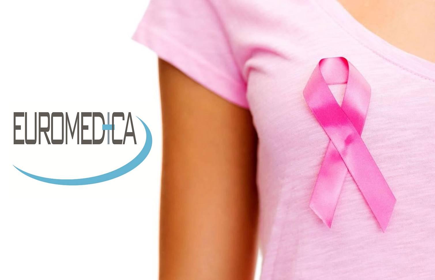 37€ από 180€ για Τριπλό Μαστολογικό Έλεγχο (Ψηφιακή Μαστογραφία, Υπερηχογράφημα Μαστών & Συμπέρασμα Εξετάσεων) στην EUROMEDICA