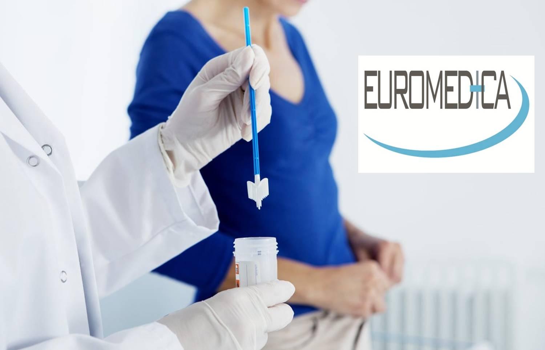 32€ από 110€ για Πλήρη Γυναικολογικό Έλεγχο (Τεστ Παπ, Ενδοκοιλιακός Υπέρηχος & Συμπέρασμα Εξετάσεων) στην EUROMEDICA σε Κηφισιά-Π.Φάληρο
