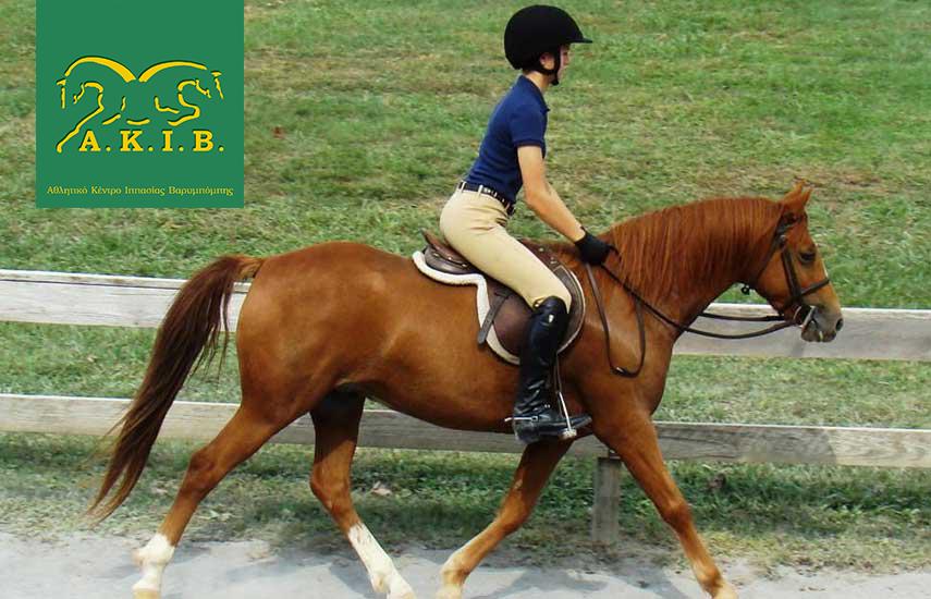 Από 6€ για Βόλτα ή Μαθήματα Ιππασίας για Μικρούς & Μεγάλους, στο υπερσύγχρονο Αθλητικό Κέντρο Ιππασίας Βαρυμπόμπης (ΑΚΙΒ) εικόνα