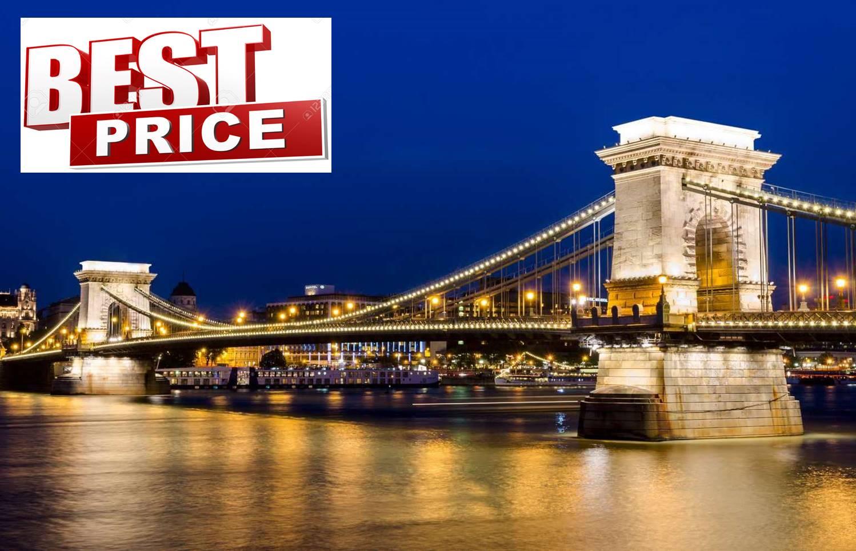 ΒΟΥΔΑΠΕΣΤΗ στην καλύτερη τιμή που έγινε ποτέ! 199€ για 4 μέρες με Αεροπορικά, Κεντρικό Ξενοδοχείο & Φόρους πληρωμένους εικόνα