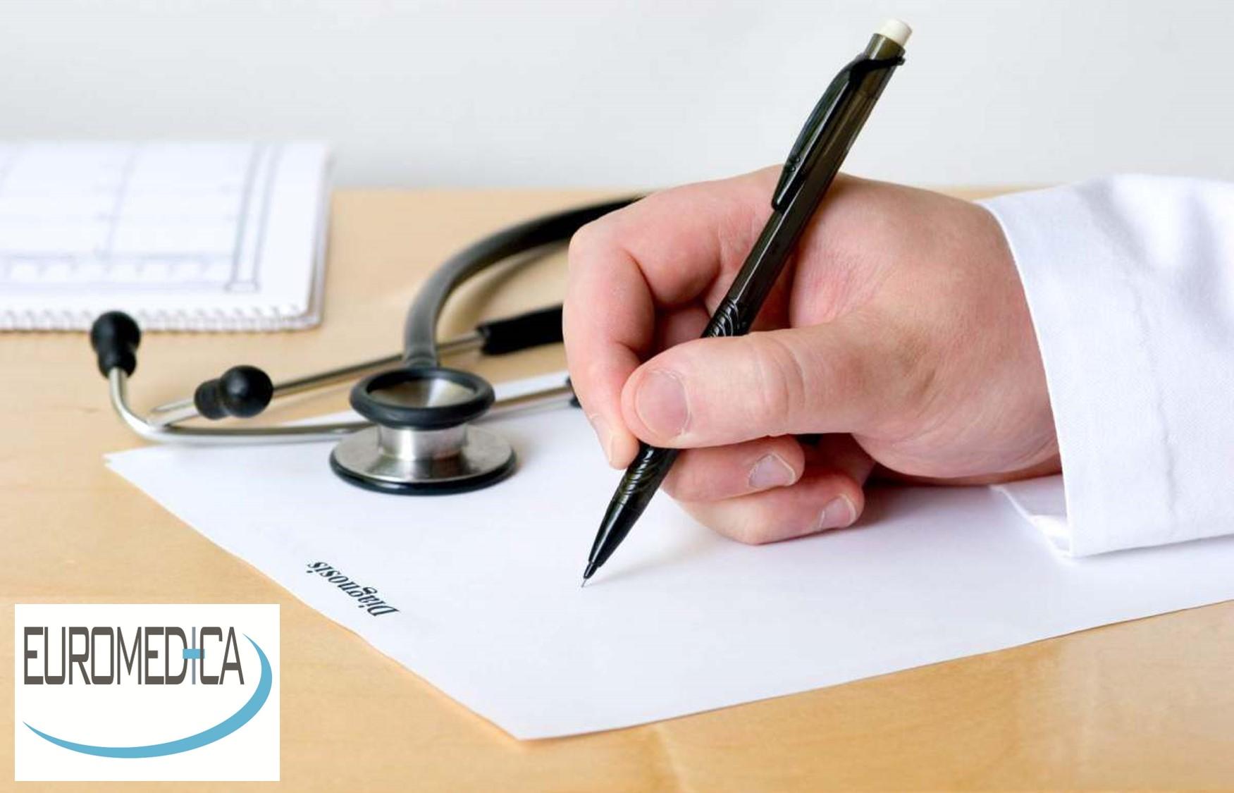 20€ από 50€ για Πλήρες πακέτο εξετάσεων για την Έκδοση Πιστοποιητικού Υγείας (Aκτινογραφία θώρακος, Kαλλιέργεια Κοπράνων, Παρασιτολoγική κοπράνων), στην EUROMEDICA