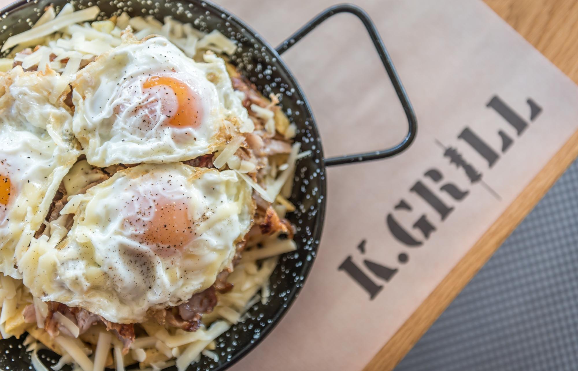 25€ από 51,5€ για πλήρες menu 2 ατόμων, στο διάσημο ''K.GRIL'', του ομίλου Καστελόριζο, τον αγαπημένο προορισμό όλων των κρεατοφάγων της Αθήνας, στη Βούλα εικόνα