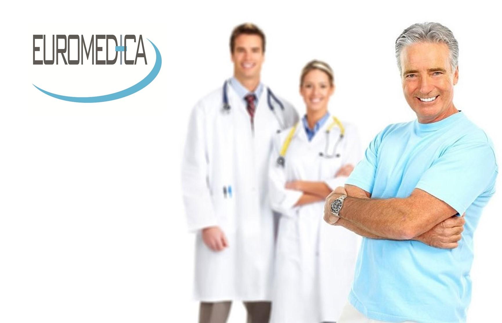 45€ από 110€ για ολοκληρωμένο έλεγχο Καρκινικών Δεικτών (CEA, Ca125, Ca15-3, Ca 19-9, AFP) στην EUROMEDICA