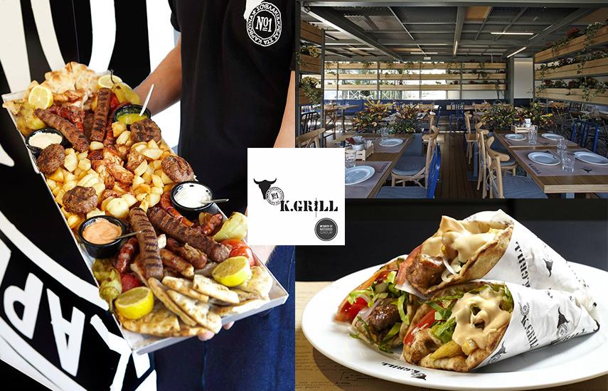 25€ από 51,5€ για πλήρες menu 2 ατόμων, στο διάσημο ''K.GRILL'', του ομίλου Καστελόριζο, τον αγαπημένο προορισμό όλων των κρεατοφάγων της Αθήνας, στη Βούλα
