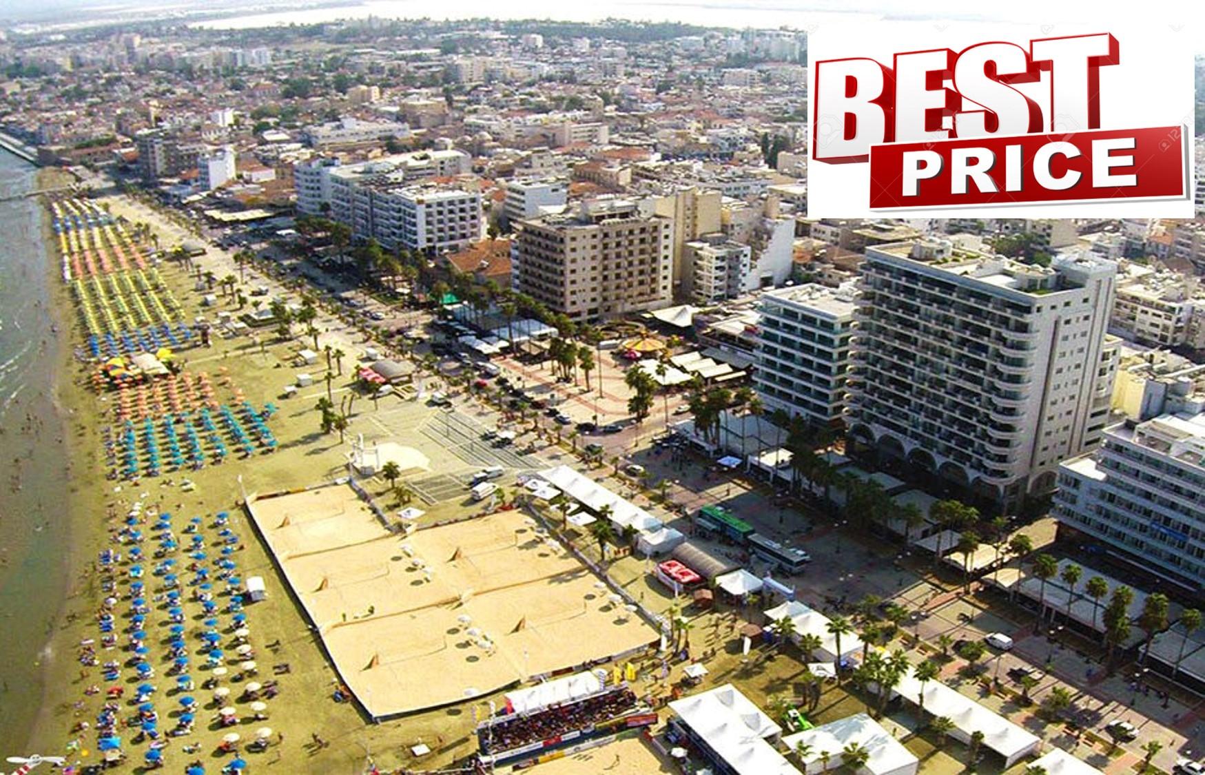 ΛΑΡΝΑΚΑ στην καλύτερη τιμή της αγοράς! Από 250€ για 4 μέρες με Αεροπορικά, Κεντρικό Ξενοδοχείο & Φόρους πληρωμένους