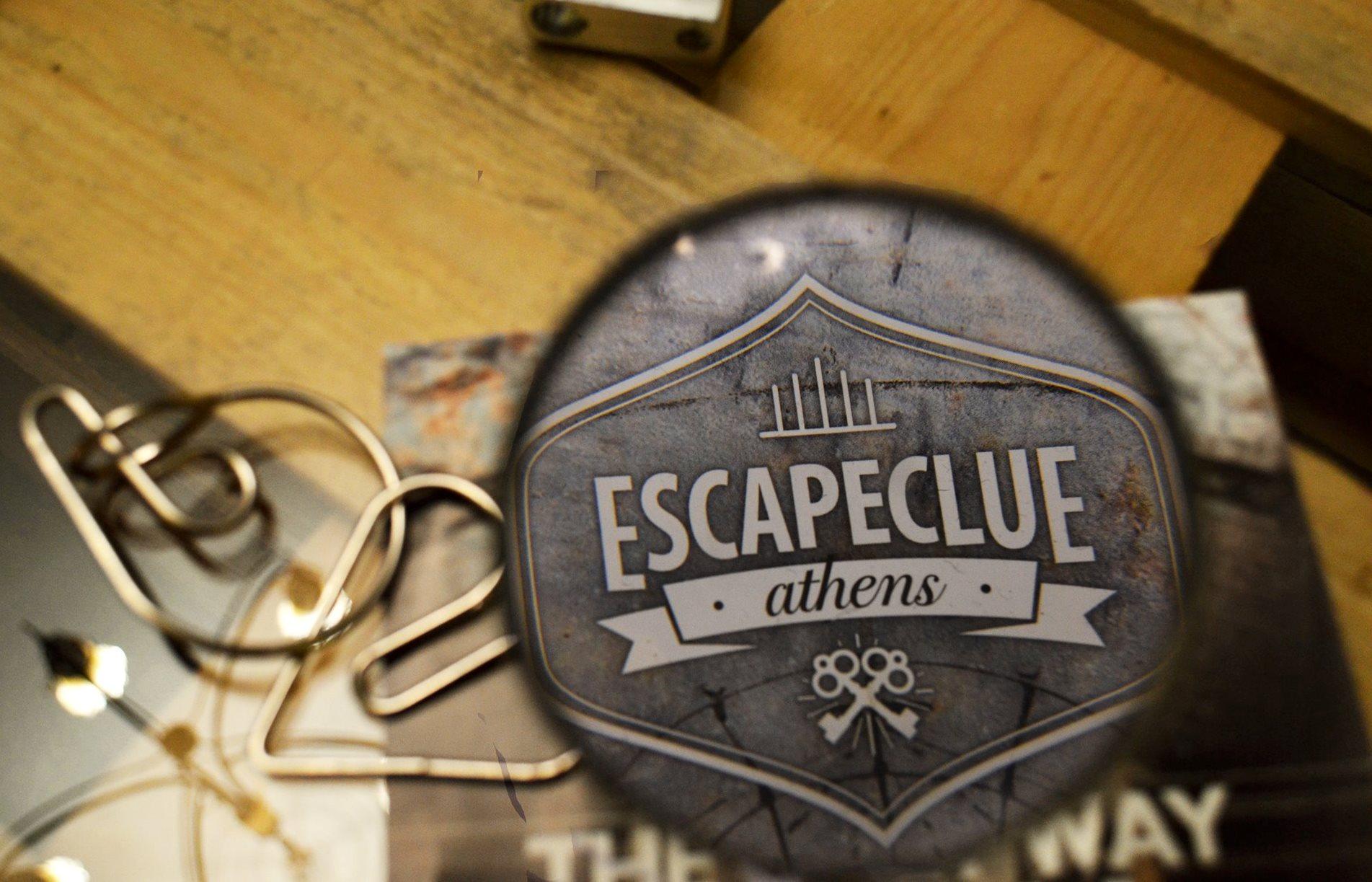 7,5€ από 14€ για να παίξετε με την παρέα σας στα Δωμάτια Απόδρασης του ''Escape Clue'' στο Περιστέρι, ένα από τα μεγαλύτερα Escape Rooms της πόλης εικόνα
