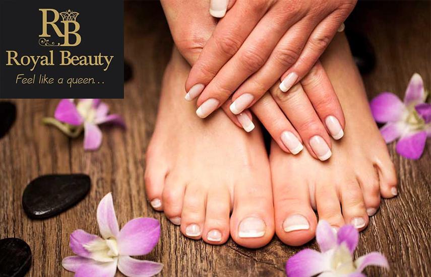 13,90€ από 32€ για Spa Manicure (απλό ή ημιμόνιμο) & Spa Pedicure (απλό) στο ολοκαίνουργιο