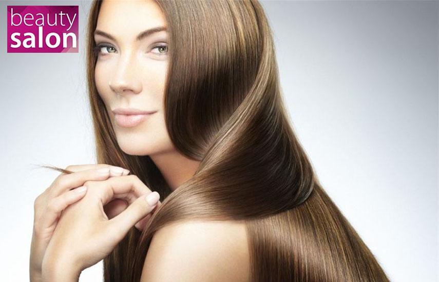 7€ από 15€ για Λούσιμο, Κούρεμα ή Χτένισμα (Ίσιωμα ή Φλου) & Μάσκα Ενυδάτωσης στο ''Beauty Salon'' στο Χαλάνδρι