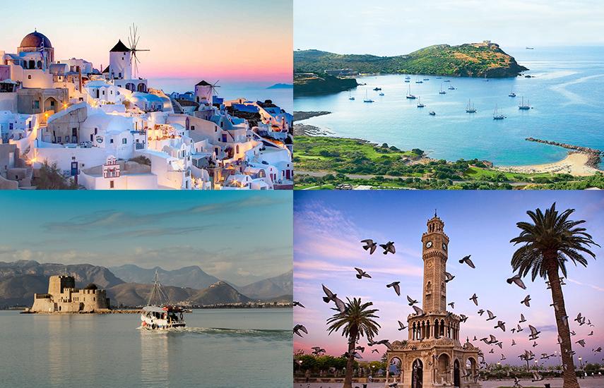 Από 324€ για 4ήμερη All Inclusive Κρουαζιέρα σε Σαντορίνη, Σμύρνη, Ναύπλιο με απεριόριστη κατανάλωση ποτών & Ξενάγηση εικόνα
