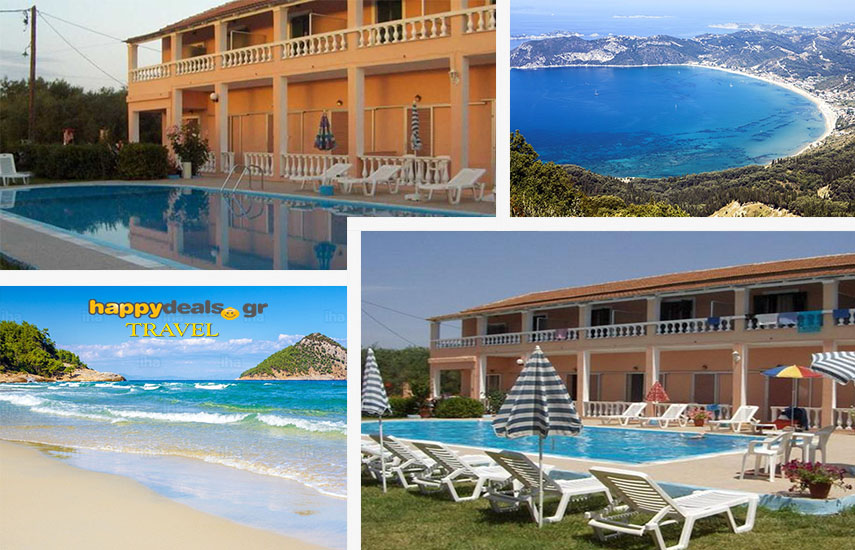Διακοπές στην ΚΕΡΚΥΡΑ: Από 50€ για 5ήμερη απόδραση στο γοητευτικό ''Elena Pool Apartments'' στον Άγιο Γεώργιο Αργυράδων εικόνα