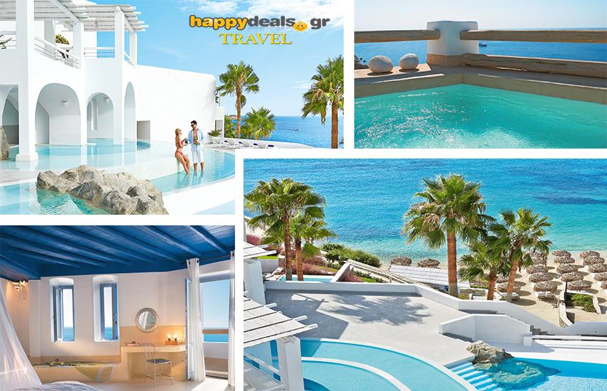 Διακοπές στo GRECOTEL ΜΥΚΟΝΟY: Από 485€ για 6ήμερη απόδραση, στο πολυτελές 5* ''Grecotel Mykonos Blu'' στην Ψαρού εικόνα