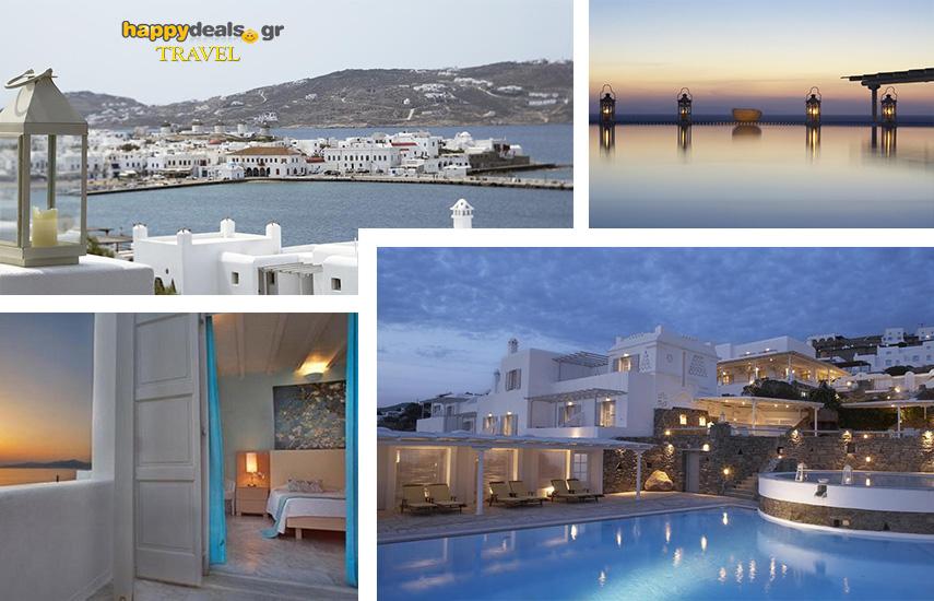 Διακοπές στην ΜΥΚΟΝΟ: Από 155€ για 3ήμερη απόδραση, με Πρωινό, στο κοσμοπολίτικο ''Porto Mykonos'' στη Χώρα εικόνα