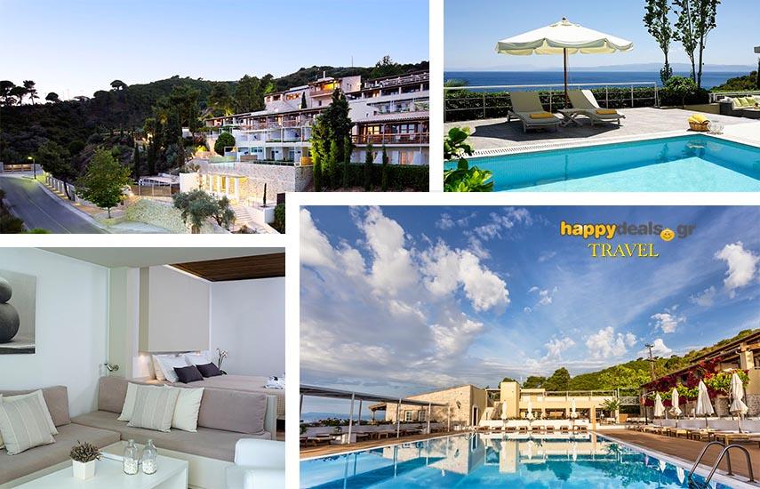 Διακοπές στην ΣΚΙΑΘΟ: Από 278€ για 5ήμερη απόδραση, με Πρωινό, στο μαγευτικό 4* ''Atrium Hotel'', στην Αγία Παρασκευή εικόνα