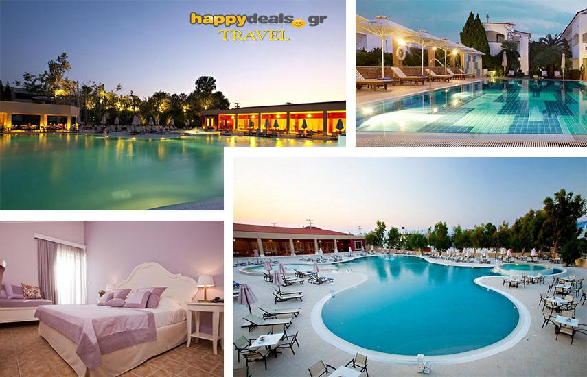 Διακοπές στην KOΡΙΝΘΟ: Από 165€ για 3ήμερη απόδραση, με Πλήρη Διατροφή, στο ξενοδοχειακό συγκρότημα ''Alkyon Resort Hotel & Spa'', στο Βραχάτι εικόνα