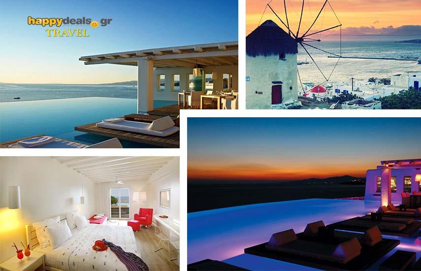 Διακοπές στην ΜΥΚΟΝΟ: Από 239€ για 3ήμερη απόδραση, με Πρωινό, στο εντυπωσιακό 5* ''Cavo Tagoo'', στη Χώρα εικόνα