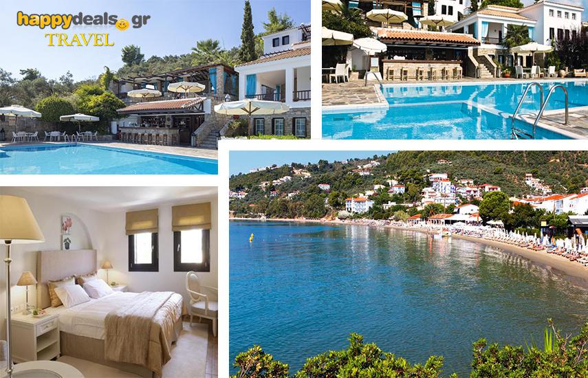 Διακοπές στην ΣΚΙΑΘΟ: Από 259€ για 4ήμερη απόδραση σε σουίτα, με Πρωινό, στο υπερπολυτελές 5* ''Aegean Suites'', στην Μεγάλη Άμμο εικόνα