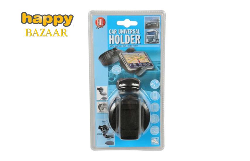 7,50€ από 17,90€ για Universal Βάση στήριξης Αυτοκινήτου 360 μοιρών, για Κινητό / GPS / iPod / MP3, με βεντούζα, σε Μαύρο χρώμα