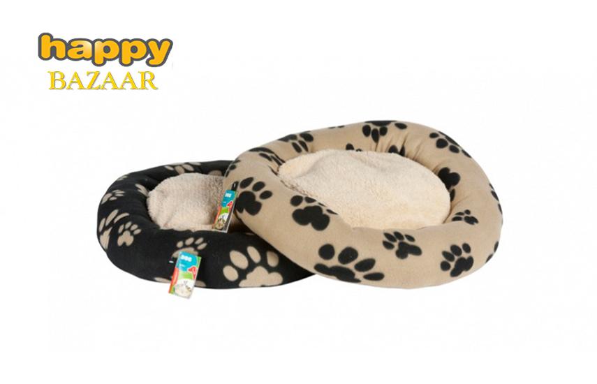 12,5€ από 20€ για Μαλακό κρεβάτι σκύλου Pet Comfort (διαστάσεων 55x55x10cm), ιδανικό για τοποθέτηση σε κάθε γωνία του σπιτιού σας