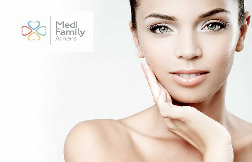 170€ από 350€ για Ενέσιμο Botox σε Full-Face & Δερματό ανάλυση από δερματολόγο, στο ''Medi Family Athens'' στο Μουσείο