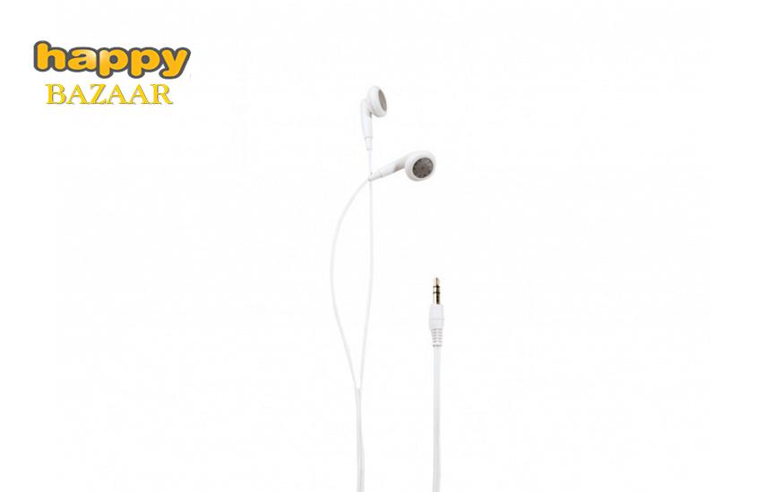 7,9€ από 17,8€ για Ακουστικά Ψείρες Stereo Handsfree, ''Grundig'', σε λευκό χρώμα