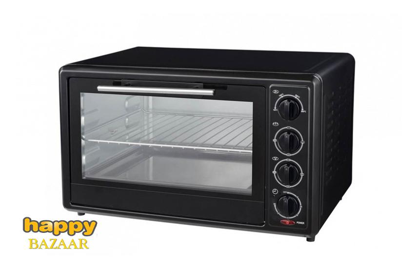 109€ από 221€ για Φουρνάκι ''Royalty Line'' 48 λίτρων, ισχύος 2000W, με 4 λειτουργίες μαγειρέματος