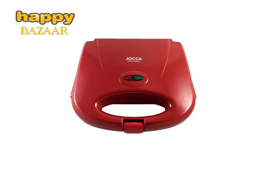 23,9€ από 49,8€ για Συσκευή Παρασκευής Βάφλας ''Jocca'', με 2 αντικολλητικές πλάκες και θερμοστάτη