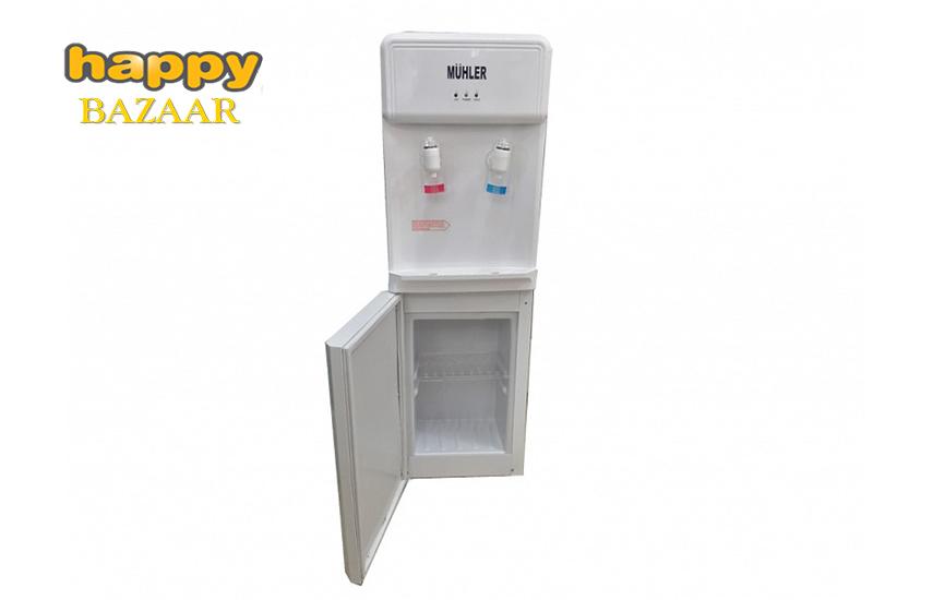 129€ από 240€ για Ψύκτη Νερού για κρύο ή ζεστό νερό με αποθηκευτικό χώρο ψυγείου, με Δεξαμενή νερού από ανοξείδωτο χάλυβα