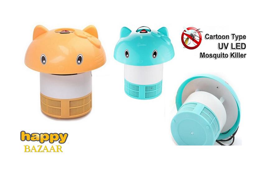 16,9€ από 40€ για Εξολοθρευτή Κουνουπιών και Εντόμων Νέας Γενιάς ''Cartoon Air Kill Pest'', με 4 ισχυρά UV LED
