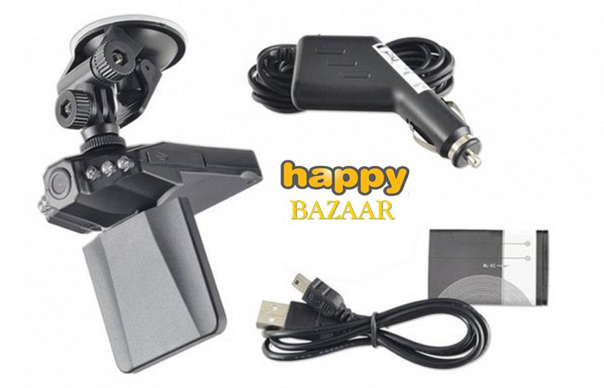 31,50€ από 66,00€ για Ψηφιακή HD 720p Κάμερα Αυτοκινήτου με Καταγραφέα DVR της GRUNDIG, με 6 LED και Οθόνη
