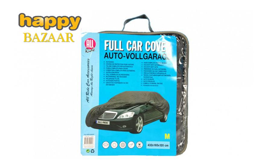 """27,50€ από 59,90€ για Ανθεκτική Κουκούλα Αυτοκινήτου """"All Ride"""", σε MEDIUM μέγεθος, για Προστασία από άνεμο, βροχή, σκόνη, κουτσουλιές, χιόνι, ηλιακό φως"""