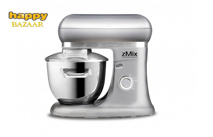118€ από 249,9€ για Κουζινομηχανή ''Turbotronic'', ισχύος 1800W, με Κάδο απο ανοξείδωτο ατσάλι & επιπλέον 3 εξαρτήματα της Premium σειράς zMix