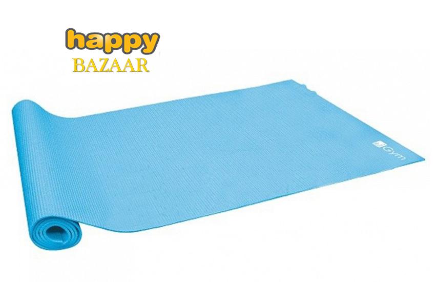 9,5€ από 20,1€ για Στρώμα Γυμναστικής για Yoga, Πιλάτες και άλλες Αθλητικές δραστηριότητες, σε Μπλε χρώμα
