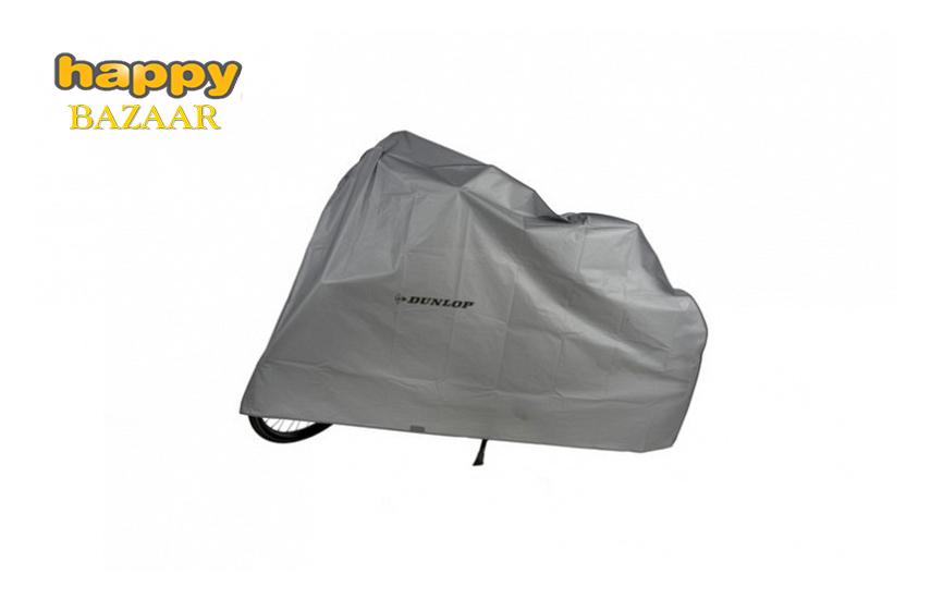 9,50€ από 27€ για Κουκούλα-Κάλυμμα Ποδηλάτου ή Μηχανής ''Dunlop'', για Προστασία από Άνεμο, Βροχή, Σκόνη, Κουτσουλιές, Χιόνι, Φως