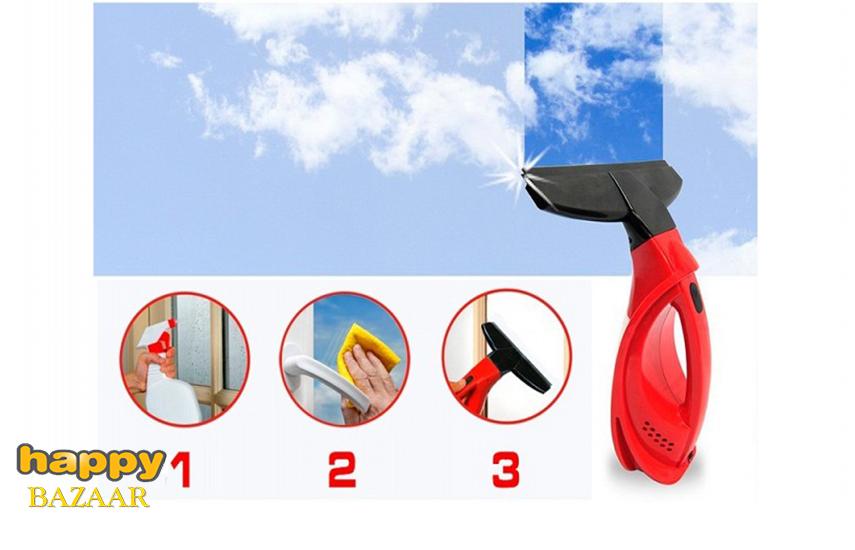 19,5€ από 50,4€ για Σκουπάκι Χειρός ''AIRWIN PRO'' για Καθάρισμα Τζαμιών, Υγρών & Στερεών, εύκολα και χωρίς προσπάθεια.