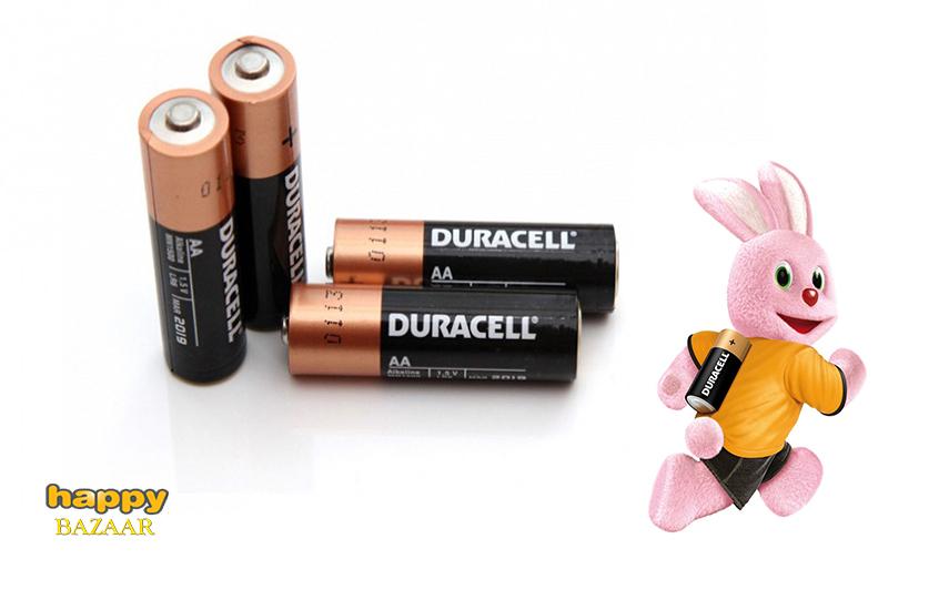 2,4€ από 5,9€ για AA Αλκαλικές μπαταρίες ''DURACELL Plus'', MN1500 (Μέγεθος μπαταρίας 1.5V) σε συσκευασία 4 τεμαχίων